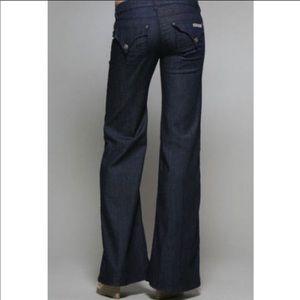 Hudson Wide Leg Trouser Jean